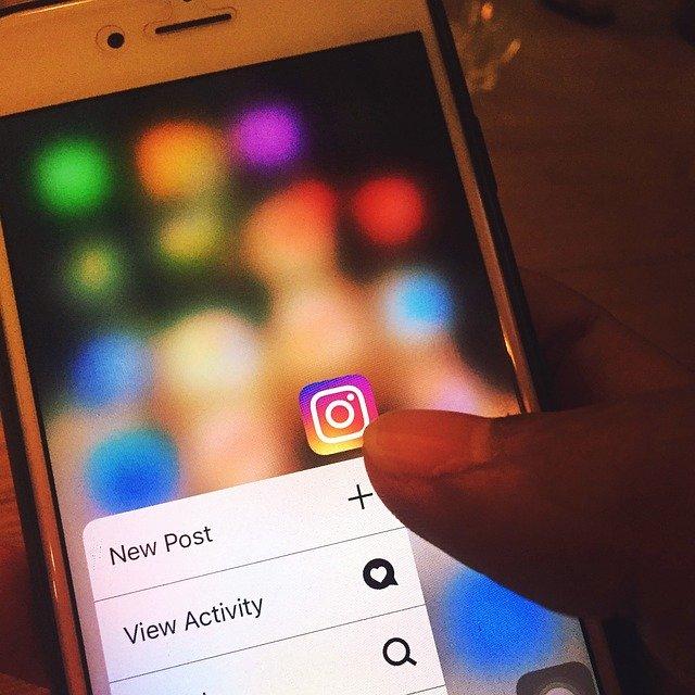 Instagram - New post